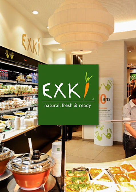 marketing exki on site shop
